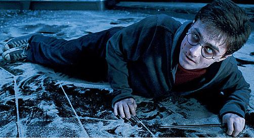 Hari Poter zaposednut