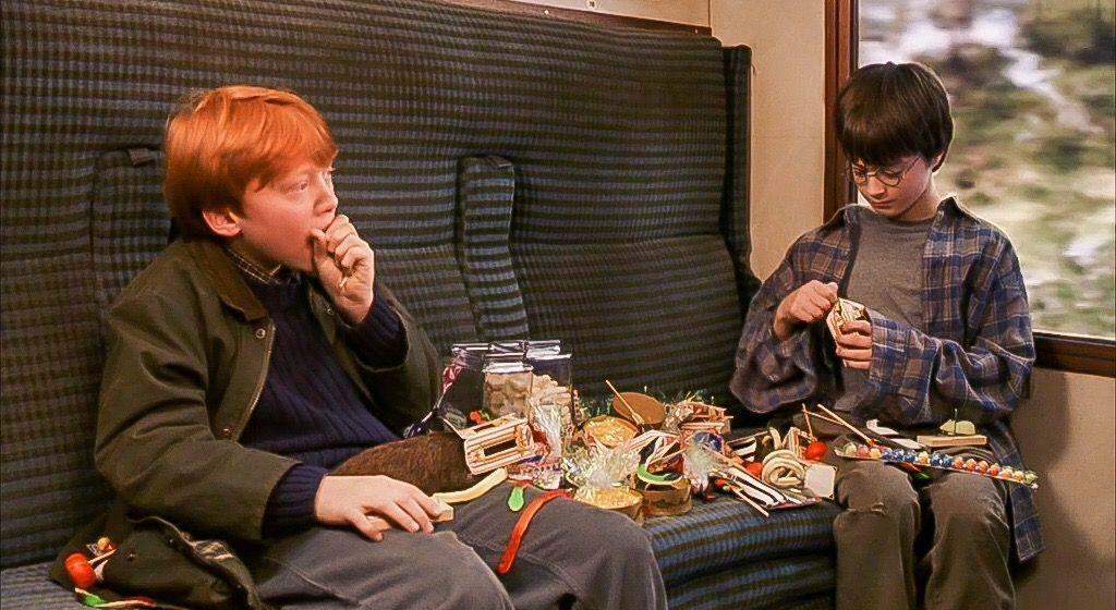 Hari i Ron čokoladna žabica