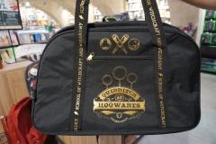 Za trening kvidiča, tu je i super torba
